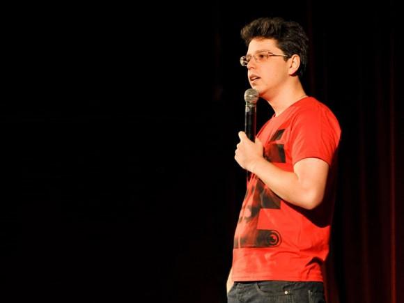Bruno Romano no Prêmio Multishow de Humor